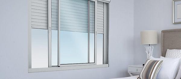 persiana integrada aluminio, persiana integrada manual, persiana integrada automatizada, janela com persiana integrada aluminio, porta com persiana integrada automatica, persiana integrada de aluminio, janela alumínio c/ persiana integrada
