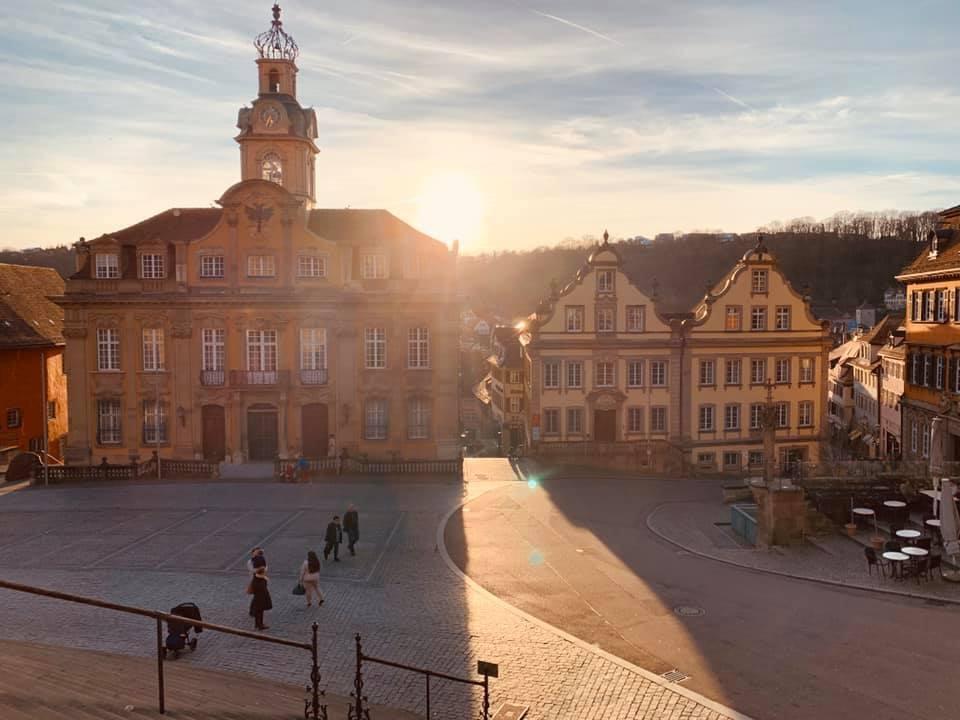 ©Elke Pfeifer, Marktplatz Schwäbisch Hall / Market place Schwäbisch Hall