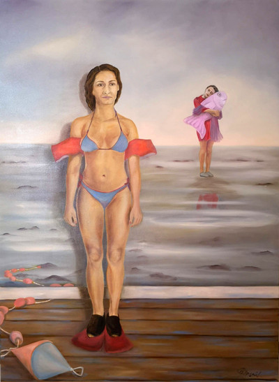 Mermaids - #TheSisterhoodProject