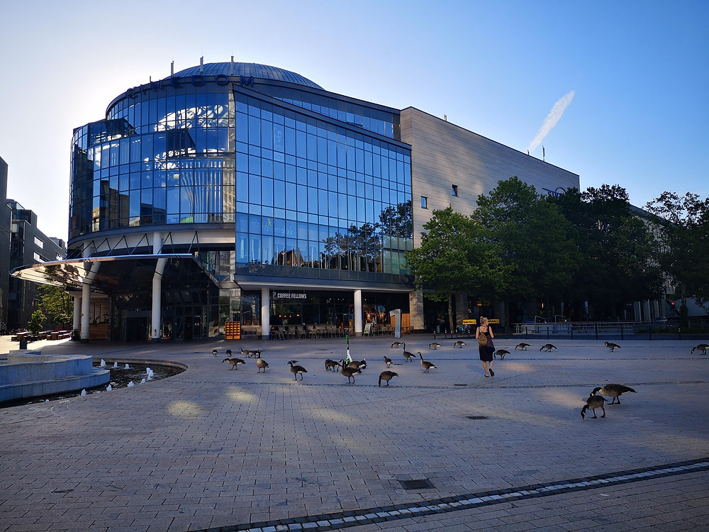Cologne Mediapark ©Claire Mesnil