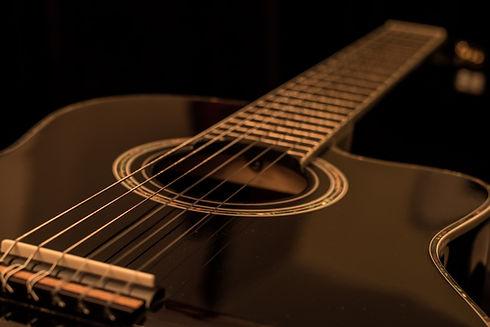 guitar_acoustic_black_music_band_live_mu