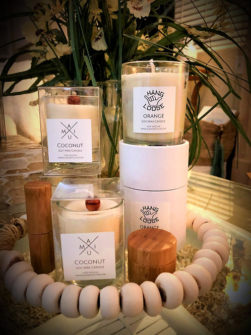 Wholesale:  Island Candles