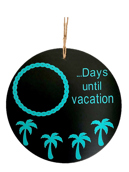 wholesale sign: Days Until - Board