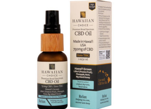 Hawaiian Choice CBD