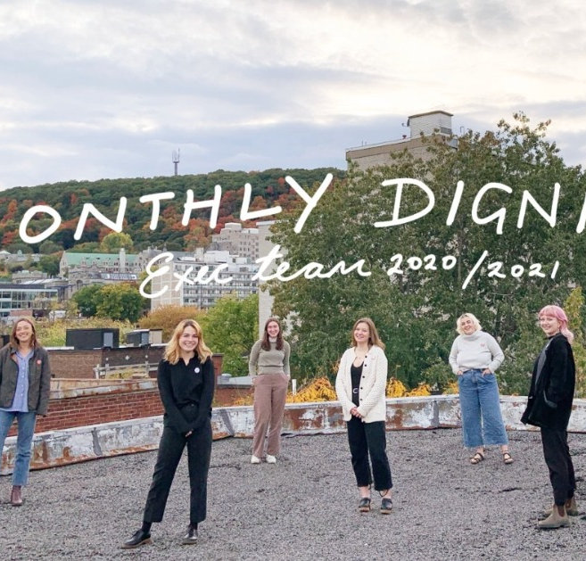 Monthly Dignity Executive Team 2020-2021