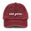 Thumbnail: nice genes twill hat