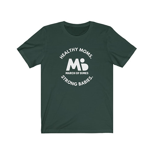 March of Dimes t shirt