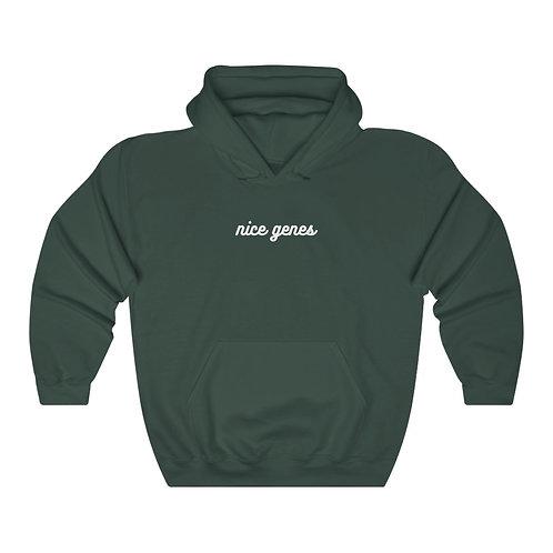 nice genes hoodie