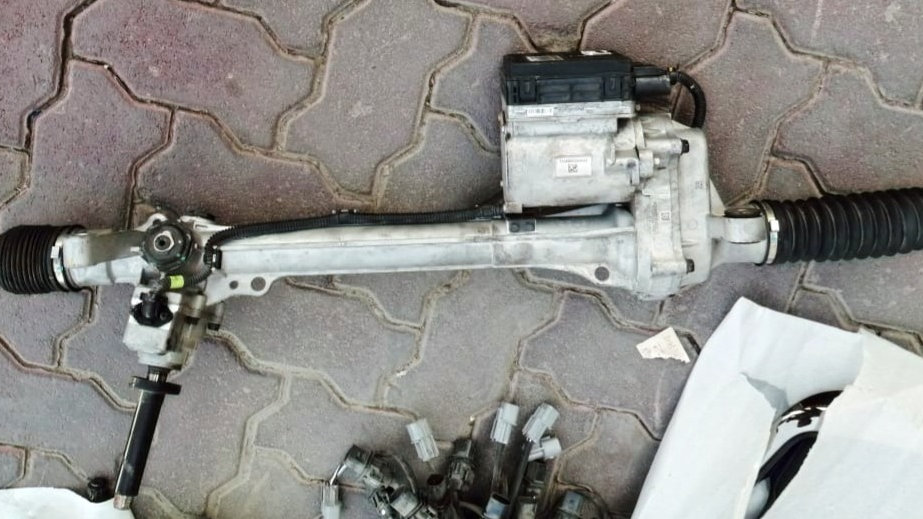 Рулевая Рейка Genesys G70 Артикуль 57700D2000