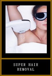 Elegance Beauty Salon Grantham Lincolnshire Super Hair Removal