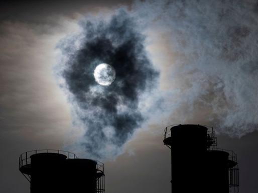 Αναπνέουμε τόνους μόλυβδο και διοξείδιο του άνθρακα