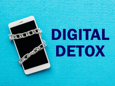 5 τρόποι για να ''αποτοξινωθείτε'' από την τεχνολογία, Digital Detox