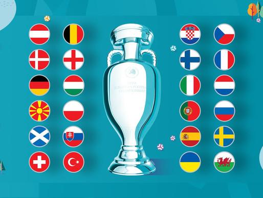 Euro 2020 loading...
