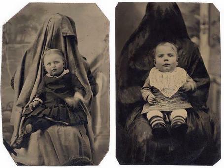 Οι φωτογραφίες της Βικτωριανής εποχής που μας στοιχειώνουν