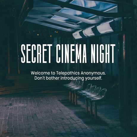 Η OIBM μας παρουσιάζει το Secret Cinema Night κάτω απο το μπλέ φεγγάρι