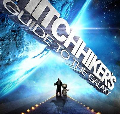 Γυρίστε τον γαλαξία με ωτοστόπ / The Hitchhiker's Guide to the Galaxy
