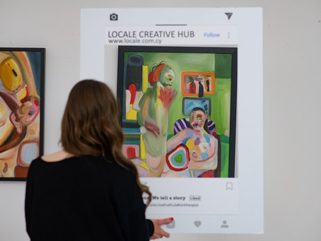 Την άλλη όψη της τέχνης μας εξηγεί ένα σύγχρονο Γκροτέσκο σώμα | Βασίλεια Αναξαγόρου (vid)