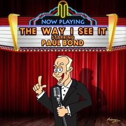 Paul Bond CD Cover