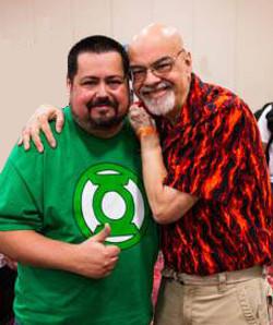 The Legend...George Perez!