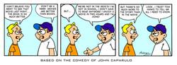 John Caparulo Comic Strip