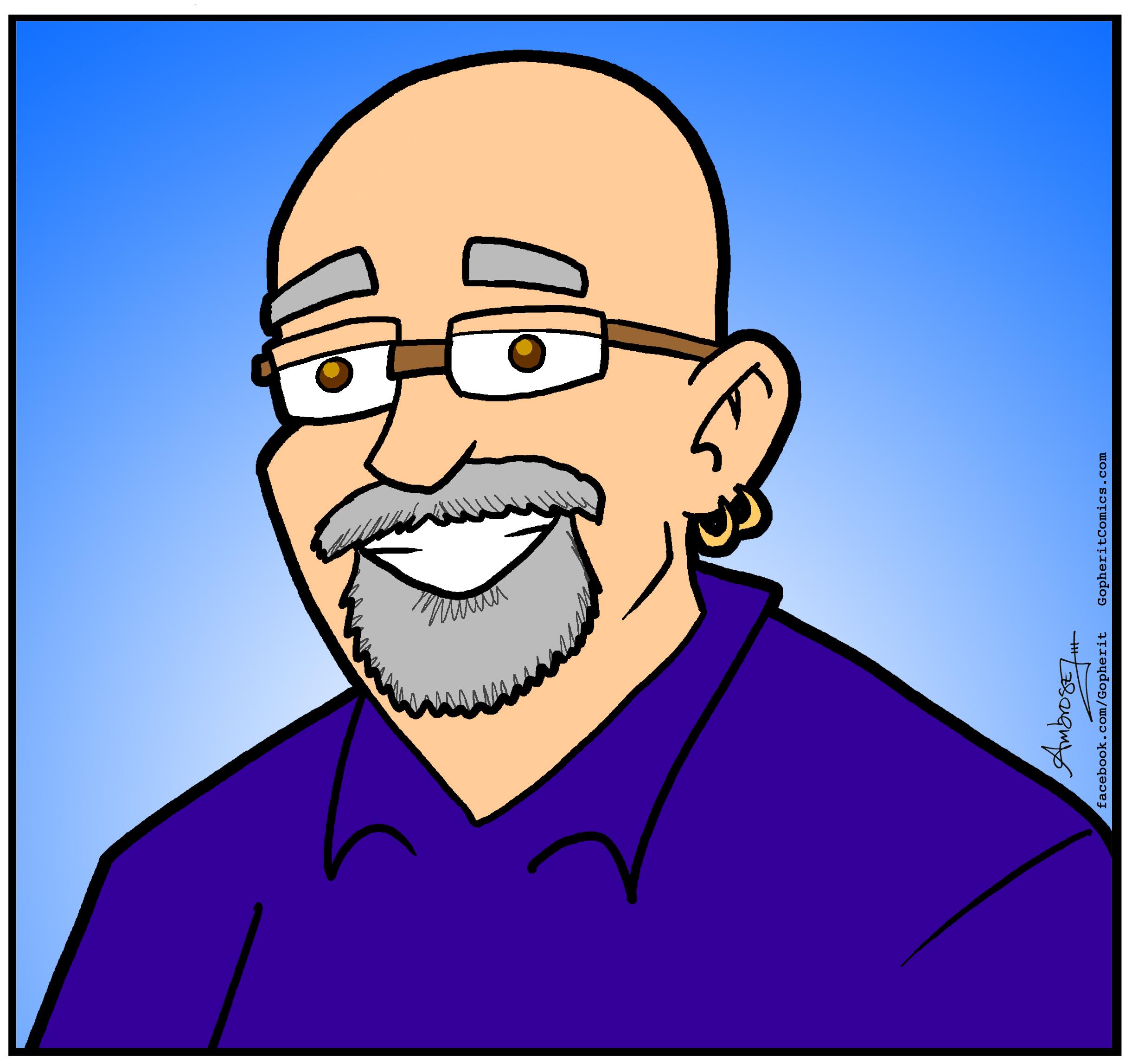 Greg Vravis Avatar