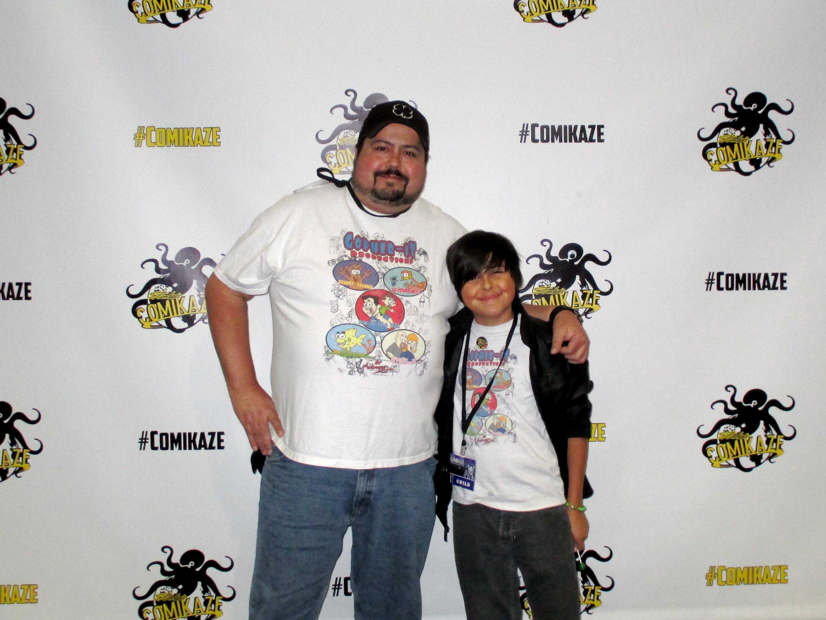 Me & the Kid LIVE!