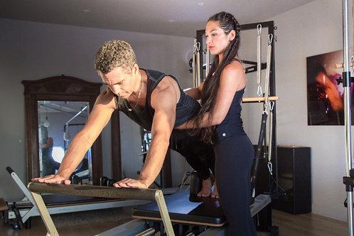 Forfait Pilates 5 cours privés