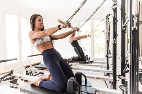 Forfait Pilates 10 cours reformer