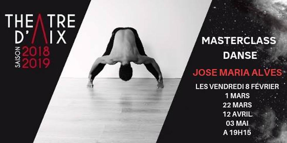 Masterclass Danse - mars 2