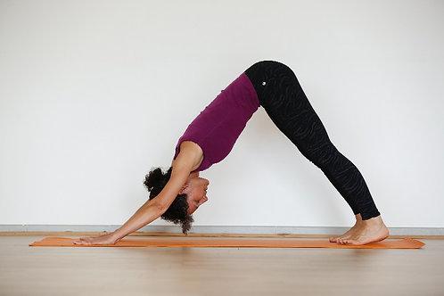 Yoga carte 20 cours
