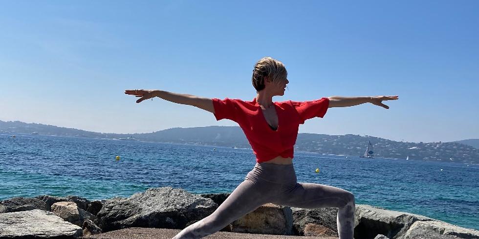 Yoga Vinyasa 4 mains / 6 novembre