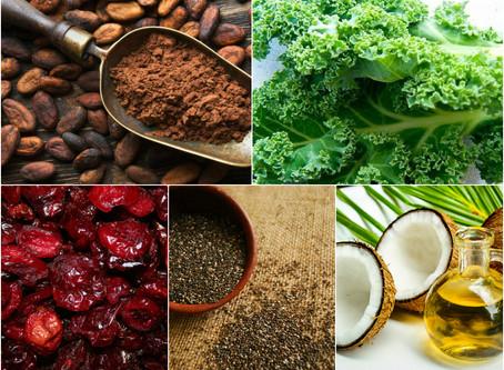 ¿Qué #$%&? son los superfoods?