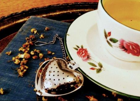 No todo lo que brilla es oro… ni la manzanilla es té
