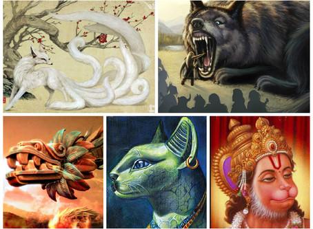 Animales como Símbolos