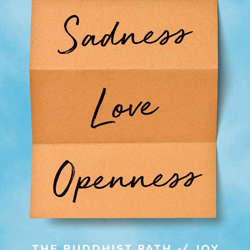 "Charla sobre el libro ""Sadness, Love, Openness de Chokyi Nyima Rinpoché"