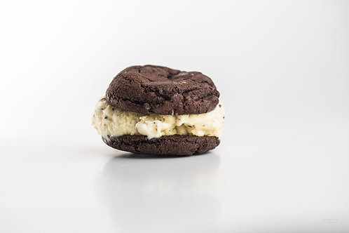 Double Chocolate With Mint Chip