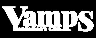 Vamps Gentlemen's Club Logo 2 Albany Auckland