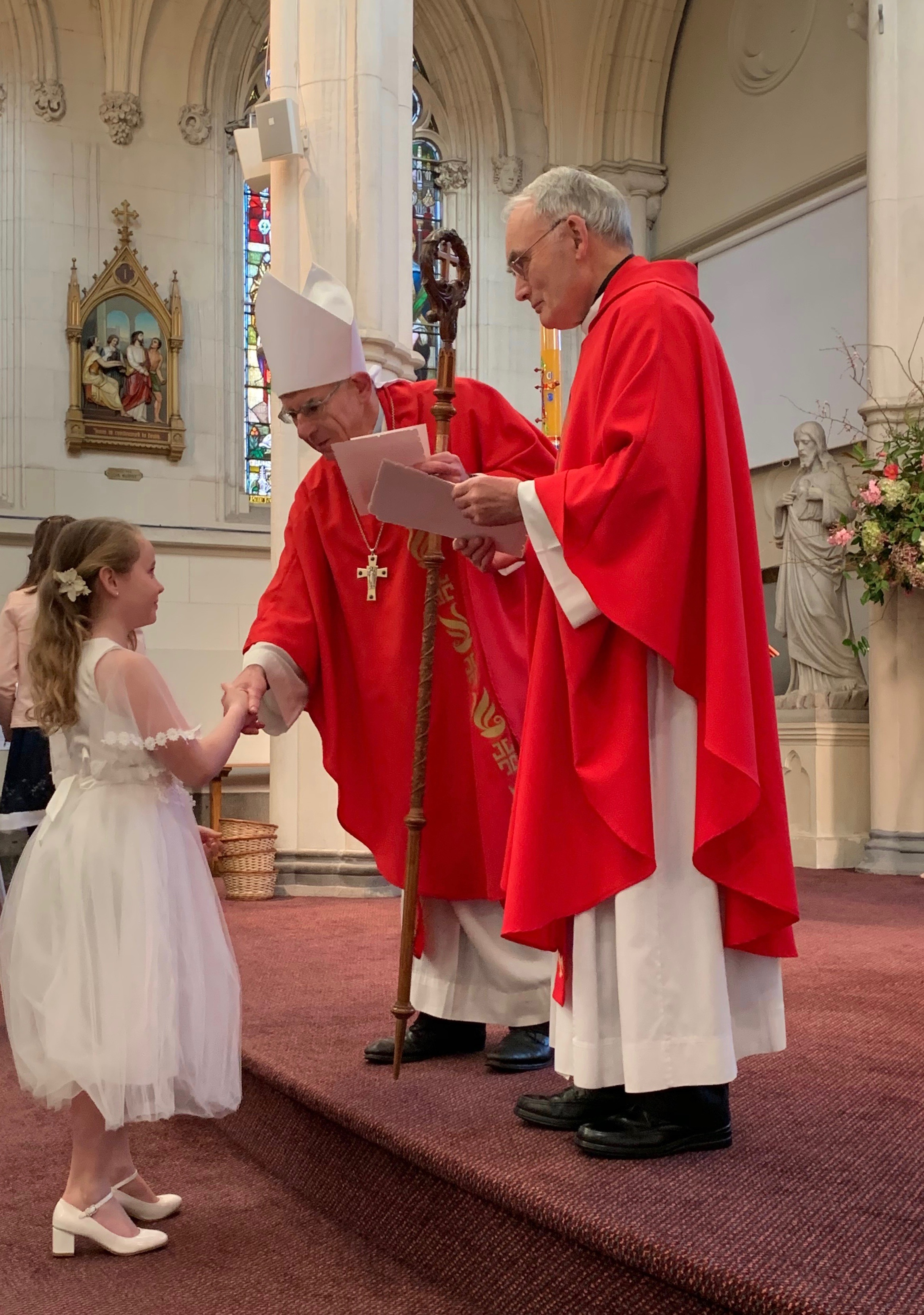 First Communion & Confirmation