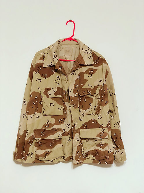 "Brown Camo Jacket ""SOLDOUT"""