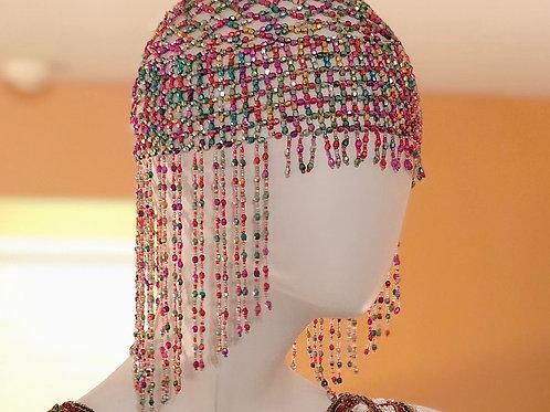 Flapper Girl Head Piece