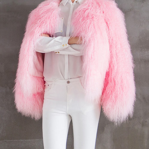 "Pink Mongolian ""SOLDOUT"""