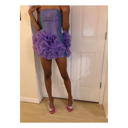 What A Frill Dress