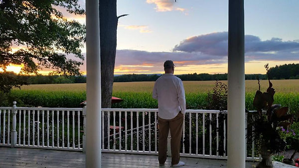 Chris Wallace viewing Pittney Meadows