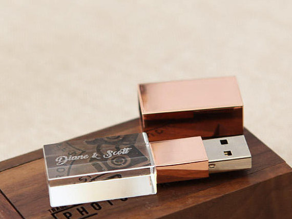 Luxury USB Delivery