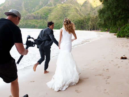 Why Should I Hire A Videographer For My Wedding ?