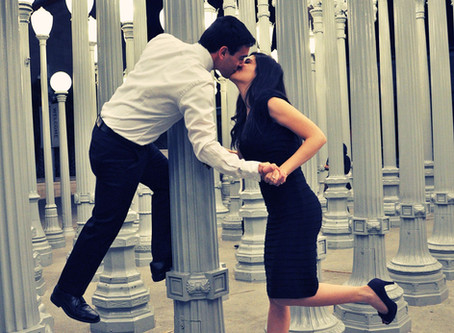 Top Five Engagement Locations Near Los Angeles