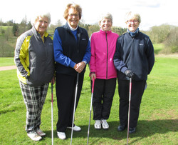 9 Pam, Janet, Val & Jean