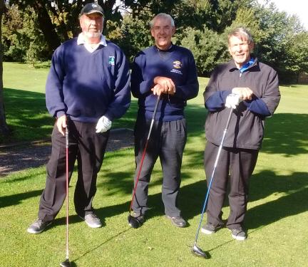 Ray, Dennis & David