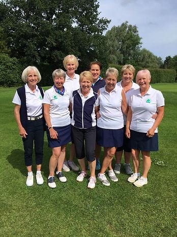 Ladies team v Elton Furze.jpg