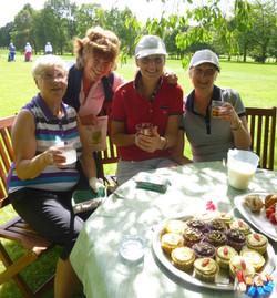 24 Jenny, Karen M, Susannah & Angela